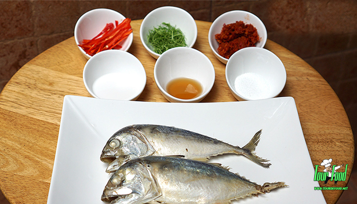 ฉู่ฉี่ปลาทูเลิศรส อร่อยดี ทำง่าย ราคาประหยัด