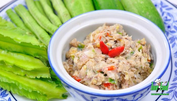 เมนูน้ำพริก รสชาติไทยๆ ทางเลือกของคนลดน้ำหนัก