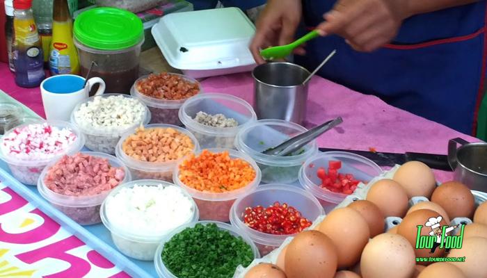 ไข่เจียวทรงเครื่อง ทานได้ทุกวัน ยิ่งทานยิ่งดีต่อสุขภาพ