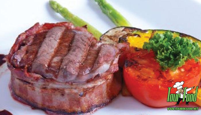 สูตรทำอาหารฝรั่งเศส ฟิเลมิยองหมู