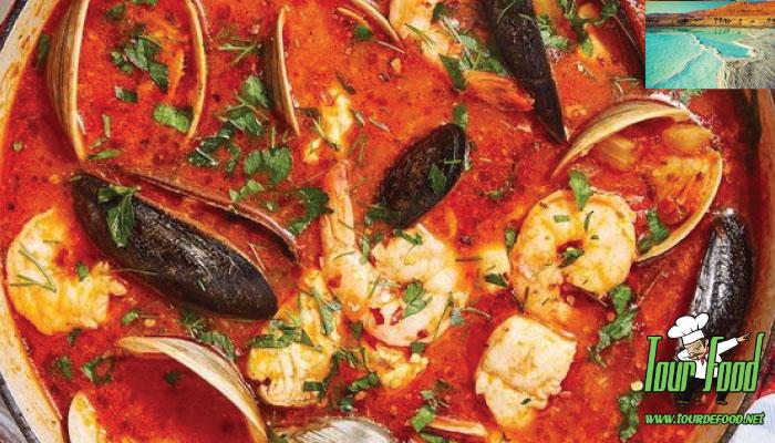 แจกสูตรอาหารง่ายๆ ซุปทะเลอิตาเลี่ยน